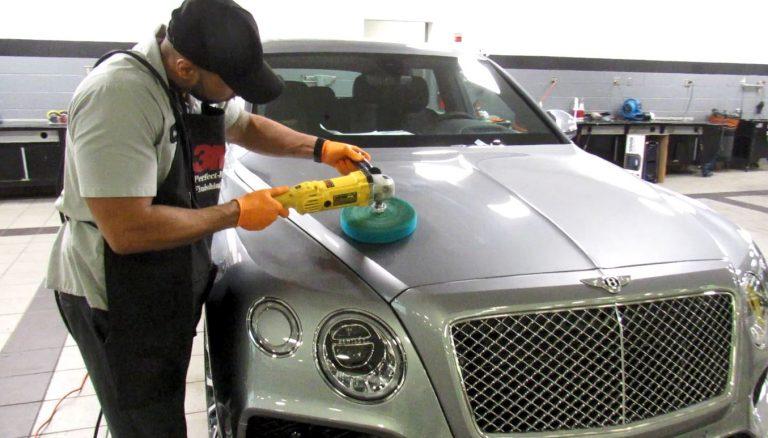 About Automotive Detailing