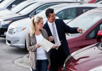 Items to Keep in mind When Confronted With a Car Dealer