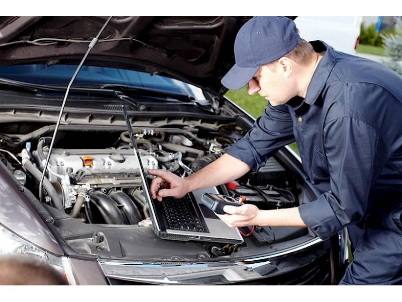 Auto Repair Using Online Vehicle Repair Manual