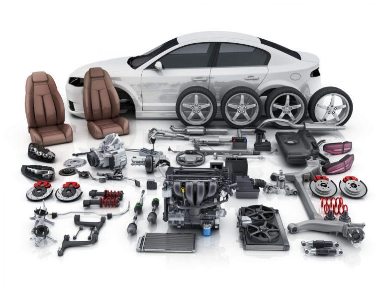 Package Car Parts – Construct Your Dream Vehicle