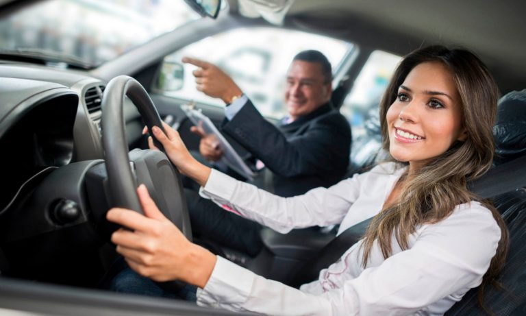 Learn The Right Way To Test Drive Used Car
