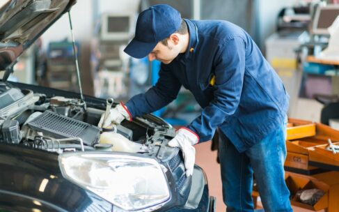 Auto Repair for High Mileage Cars